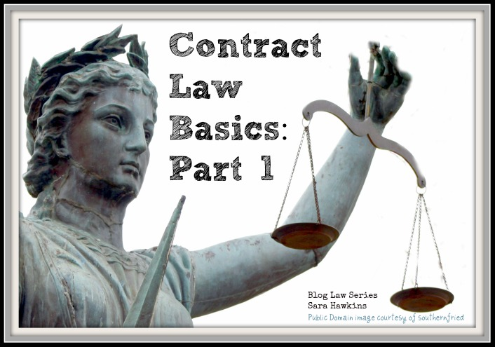 Contract Law Basics In Plain English