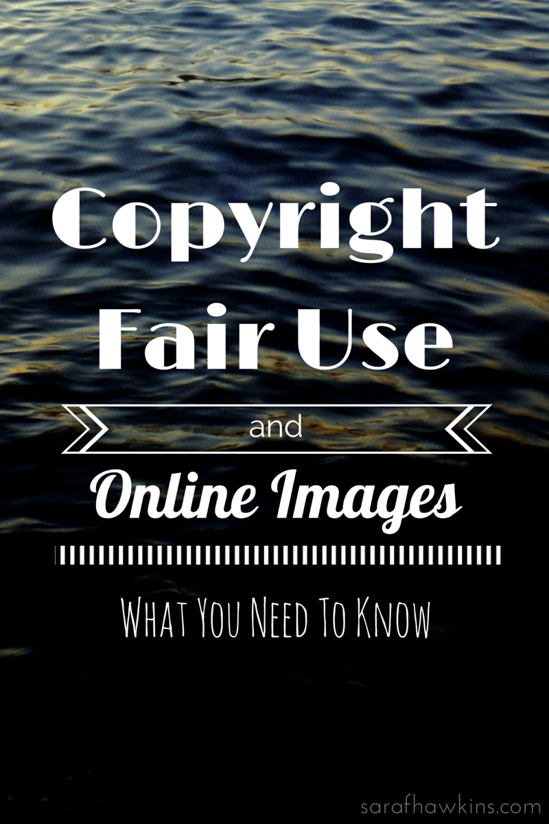 Copyright Fair Use