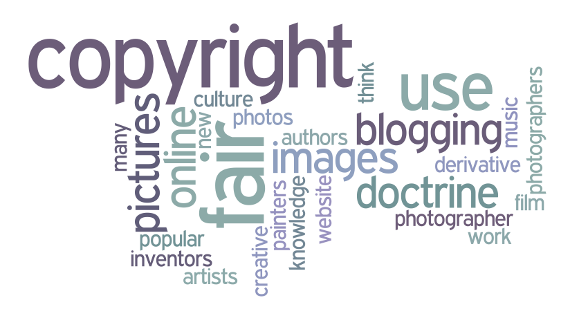 Copyright-Word-Cloud