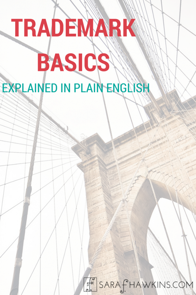 Trademark Basics Explained in plain English